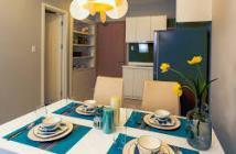 Cho thuê căn hộ M-one, 2PN, 1WC, diện tích 56 m2, full nội thất. Giá 11 triệu