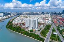 Chính chủ bán lại căn Riva Park 80.88m2, căn số 8 tầng cao view sông Sài Gòn và Bitexco Q1 cực đẹp