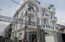 Nhà mới Q12 gần CĐ Điện Lực 1 trệt 2 lầu đúc 3 tấm DTSD 180m2 giá 2.7tỷ SHR