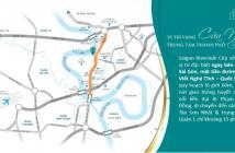Sở hữu ngay căn hộ View sông Sài Gòn, cách sân bay chỉ 10 phút - GIÁ đợt đầu chỉ 1,28 tỷ