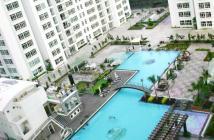 Bán chung cư Hoàng Anh Gia Lai 3, diện tích 100m2, lầu cao view hồ bơi, giá 1.85 tỷ