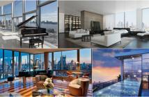 Bán căn hộ Duplex Penthouse Vinhomes Golden River Q1, DT 280m2 căn góc, view trực diện sông cực đẹp