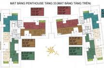 Bán Penhouse Villa Millenium, dt 235m2, giá 16.7 tỷ LH: 0933639818
