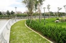 Cần bán gấp căn nhà phố 3 lầu (5.4x20) chính Nam mặt hướng sông, đường lớn, nằm trong khu đô thị khép kín Jamona Golden Silk