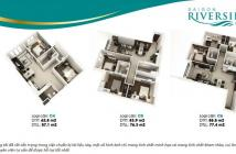 Nhận đặt chổ căn hộ sài Gòn Riverside city - mặt tiền quốc lộ 13 - Quận Thủ Đức giá 1.28 tỷ/căn lh 0938 973 865