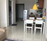 Cho thuê căn hộ Vạn Đô, Bến Vân Đồn, Q.4, lầu cao ,view đẹp. DT: 65m2, 1PN, 2WC