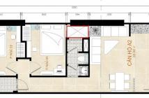 Bán căn hộ giá 1 tỷ tại Quận Thủ Đức, TP HCM