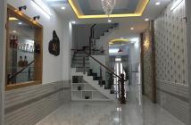 Nhà Trần Văn Giàu 100m2 mới xây, 1 trệt, 2 lầu, giá 1,9 tỷ, kinh doanh tốt, sổ riêng