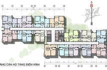 Bán căn hộ ở liền, ngay Quận 8 giáp Quận 1, 71 m2, 2PN, giá 1.2 tỷ.