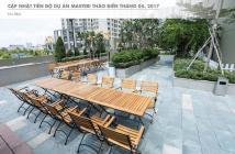 Bán CH 3PN Masteri Thảo Điền giá 3,6 tỷ, tầng 23, view trung tâm Q1, đang có HĐ thuê. 0906889951