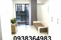 Cho thuê căn hộ 1 phòng ngủ, full nội thất, 36m2,The Everrich Infinity liền kề Q1, giá 17 triệu đồng/tháng