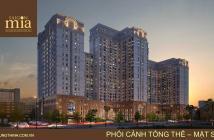 Mở bán 30 căn hộ Sài Gòn Mia cuối cùng khu Trung Sơn, TP HCM