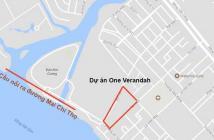 Căn hộ One Verandah ngay UBND Q.2,view sông.Giá 45tr/m2.