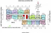 Căn hộ Avila 1 ở ngay, căn góc 2PN, 2WC, 71m2, view Q.1, giá 1,5 tỷ. LH 0971 109 601