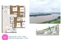 Căn hộ One Verandah Quận 2, chủ đầu tư Mapletree, 45 triệu/m2, 50m2 - 108m2, hoàn thiện cao cấp