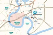 Bán căn hộ One Verandah Mapletree Singapore, căn hộ 4 mặt tiền, mật độ thấp, view sông vĩnh viễn