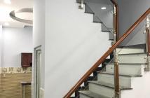 Nhà 2 lầu 1 trệt, mới xây dựng, diện tích 80m2, mặt tiền đường TL 17, Thạnh Lộc, quận 12