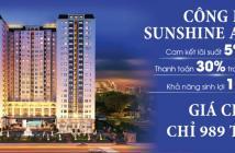 Căn hộ Sunshine Avenue Quận 8, chỉ từ 18 - 20tr/m2, CK đến 7% cho những đặt chỗ sớm, 0931 778 087