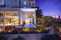 Bán Garden villa Đảo Kim Cương, 385 m2, có sân vườn rộng 201 m2, view sông SG, cầu Phú Mỹ, 48 tr/m2