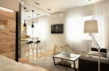 Cho thuê căn hộ cao cấp Green valley, DT 88m2, 2PN, 2WC, lầu cao, view đẹp, giá 17 triệu/th