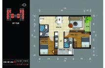 Hot hot cần tiền bán gấp căn hộ Navita Lan Phương, 2PN diện tích 67,3m2 chỉ 999tr, Chiết khấu 8%, Liên hệ ngay 0931 778 087