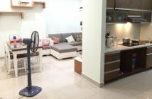 Cho thuê gấp căn hộ H3 , Hoàng Diệu ,Quận 4 .DT:  73m2, 2pn ,1wc lầu cao , view đẹp