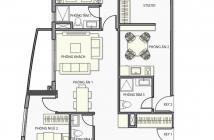 Cần bán căn hộ Valeo Đầm Sen, Tân Phú, DT: 104m2