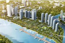 Suất ngoại giao, căn 3PN rẻ nhất Vinhomes Ba Son, giá chỉ 8.2 tỷ, 99m2, view sông thoáng