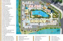 1,8 tỷ Căn hộ 2 phòng ngủ, Liền kề Khu Biệt Thự The Venica và Lake View City