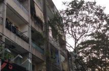 Bán căn hộ chung cư quận 1 mặt tiền đường Nguyễn Cư Trinh, P. Nguyễn Cư Trinh, DT 35m2