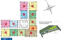 Bán căn hộ The Sun Avenue Q2, MT Đại Lộ Đông Tây, căn góc 90m2, 3Pn, giá 4 tỷ/tổng. 0918860304