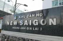 Bán căn hộ Hoàng Anh Gia Lai 3, diện tích 126m2, tầng cao, view thoáng mát, giá 2,5 tỷ