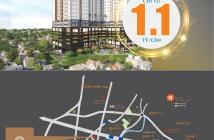 Bán căn hộ giai đoạn đầu nằm Võ Văn Kiệt,NH hỗ trợ vay lãi suất thấp