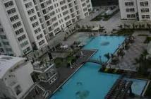 Bán căn hộ Hoàng Anh Gia Lai 3, diện tích 121m2, căn góc view hồ bơi, giá 2,2 tỷ.