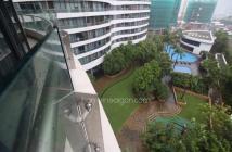 Căn hộ City Garden, 3 PN 145m2 giá 7 tỷ, hướng nhìn nội khu, hồ bơi LH: 0933639818