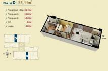 Bán căn hộ Võ Đình, MT Lê Văn Khương, diện tích 55m2 hướng chính đông,Ở NGAY