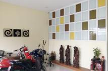 Bán nhà phố 126m2 gồm 1 trệt, 3 lầu, 5PN, 5WC trong KDC Conic, nội thất cao cấp, sổ hồng