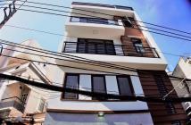 Cần tiền bán gấp nhà 4 tầng HXH Nguyễn Văn Đậu, 6 x14, giá 6.4 tỷ