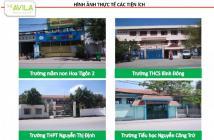 """Bán """"căn hộ Avila2"""" , Ngay ĐL Võ Văn Kiệt – Cơ hội đầu tư sinh lời cao"""