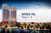 Chỉ 30% sở hữu căn hộ 5* officetel kết hợp dreamplex trung tâm Q.4 view sông Sài Gòn- LH 0906149954