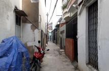 Bán nhà 1T1L Hẻm 631 Lê Đức Thọ P16 giá 2,75 tỷ