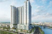 Chính chủ bán căn hộ Masteri Millennium, Bến Vân Đồn, Q4, Căn góc 2PN, DT 74.60m2, LH 0901464307