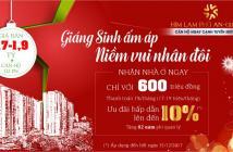 Cần bán căn hộ Him Lam Phú An, giá rẻ nhất 1,95tỷ, hướng Đông Nam, DT 69m2, 2 phòng ngủ, 2wc