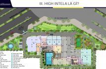 Căn hộ High Intela Q8 giá 23 triệu/m2 (VAT), nội thất công nghệ Smart Home.
