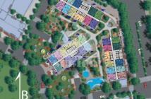 Bán chung cư The Golden An Khánh chỉ 996 triệu căn 2 ngủ 70m2