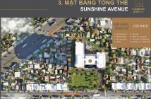 Bán CH Sunshine Avenue Q8, đại lộ Võ Văn Kiệt, 2PN, DT 61m2, giá 1.2 tỷ, LH 0902988535