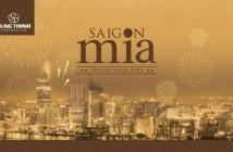 Còn 20 căn đẹp nhất Saigon Mia - Sở hữu ngay chỉ với 560tr, CK cực cao, LH hotline 0918278501