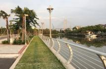 Bán Biệt Thự Ven 2 mặt Sông Trung Tâm Q7 không gian sống xanh và sạch.