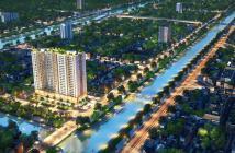 Chỉ 1,1 tỷ/căn ngay 2 mặt tiền sông phong cách Châu Âu ở Quận 8. LH: 0908 577 484