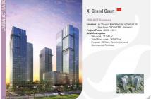 Mở bán đợt cuối 50 căn đẹp nhất dự án Xigrand Court, tầng cao, phong thủy 2.7 tỷ/ căn.